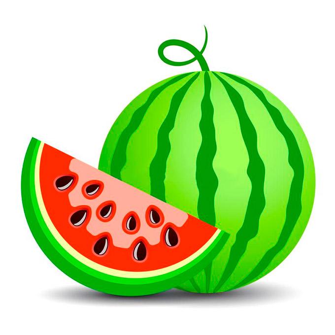 арбуз - не ягода и не тыквина